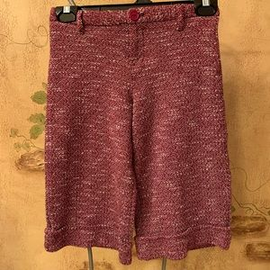 Girls palazzo skirt cute with boots size 10